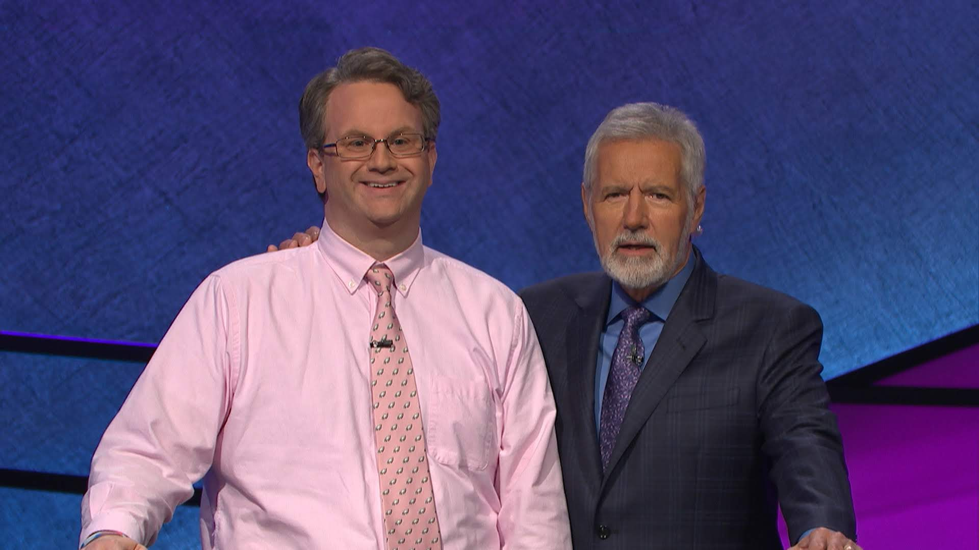 I Lost on Jeopardy. But First I Won