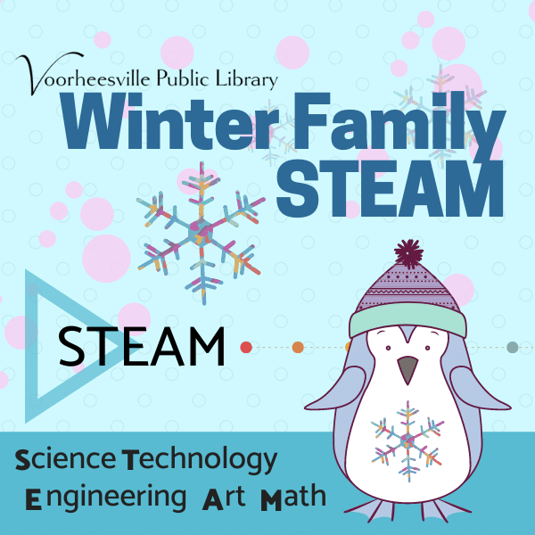 Winter Family STEAM