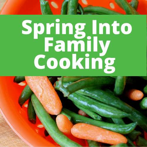Spring Into Family Cooking with Cornell Cooperative Extension of Albany County