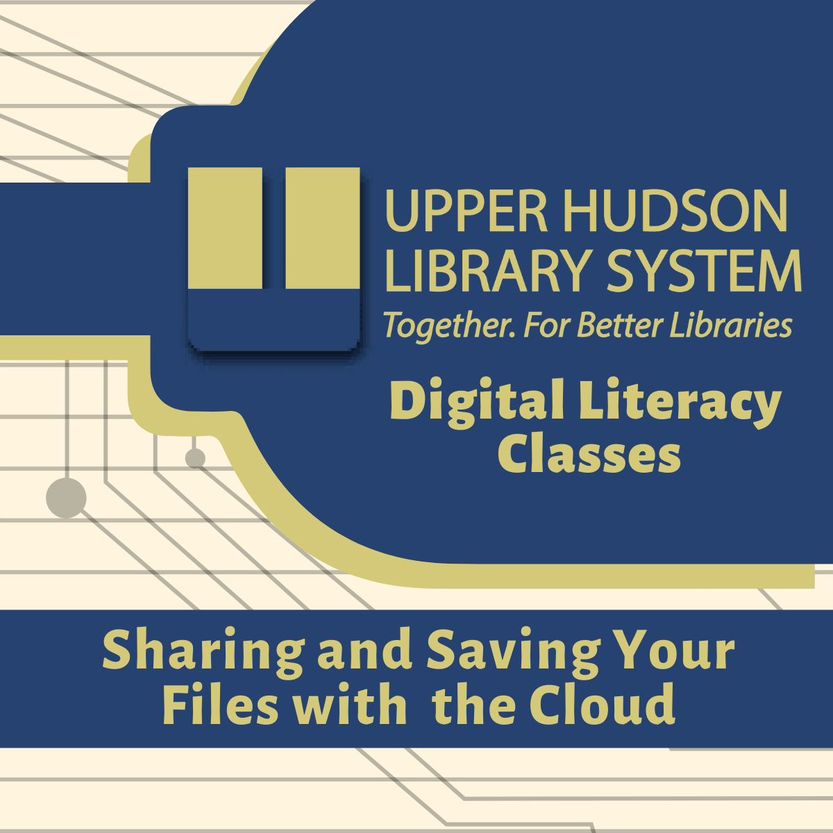 Sharing and Saving Your Files with the Cloud