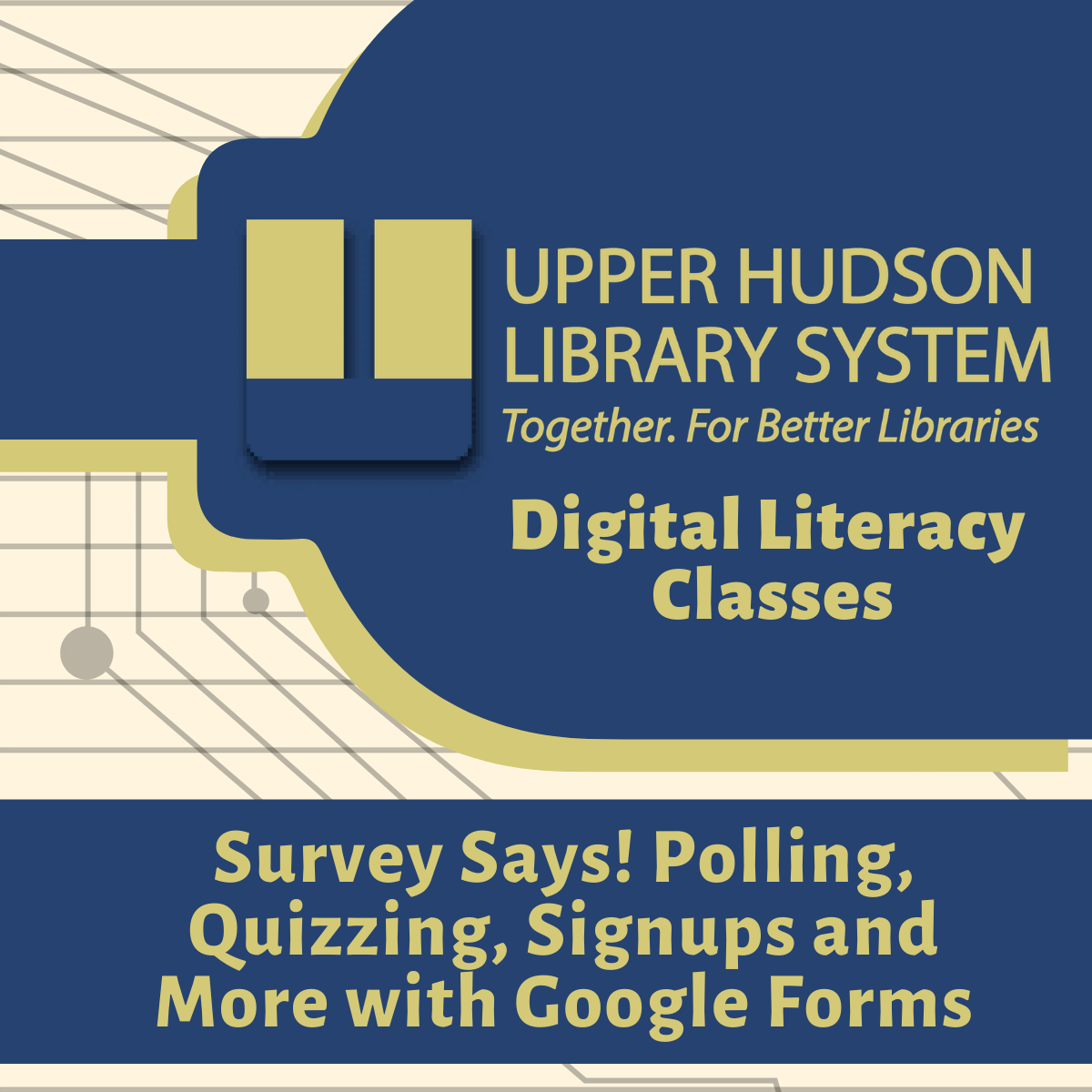 Survey Says! Polling, Quizzing, and more with Google Forms!