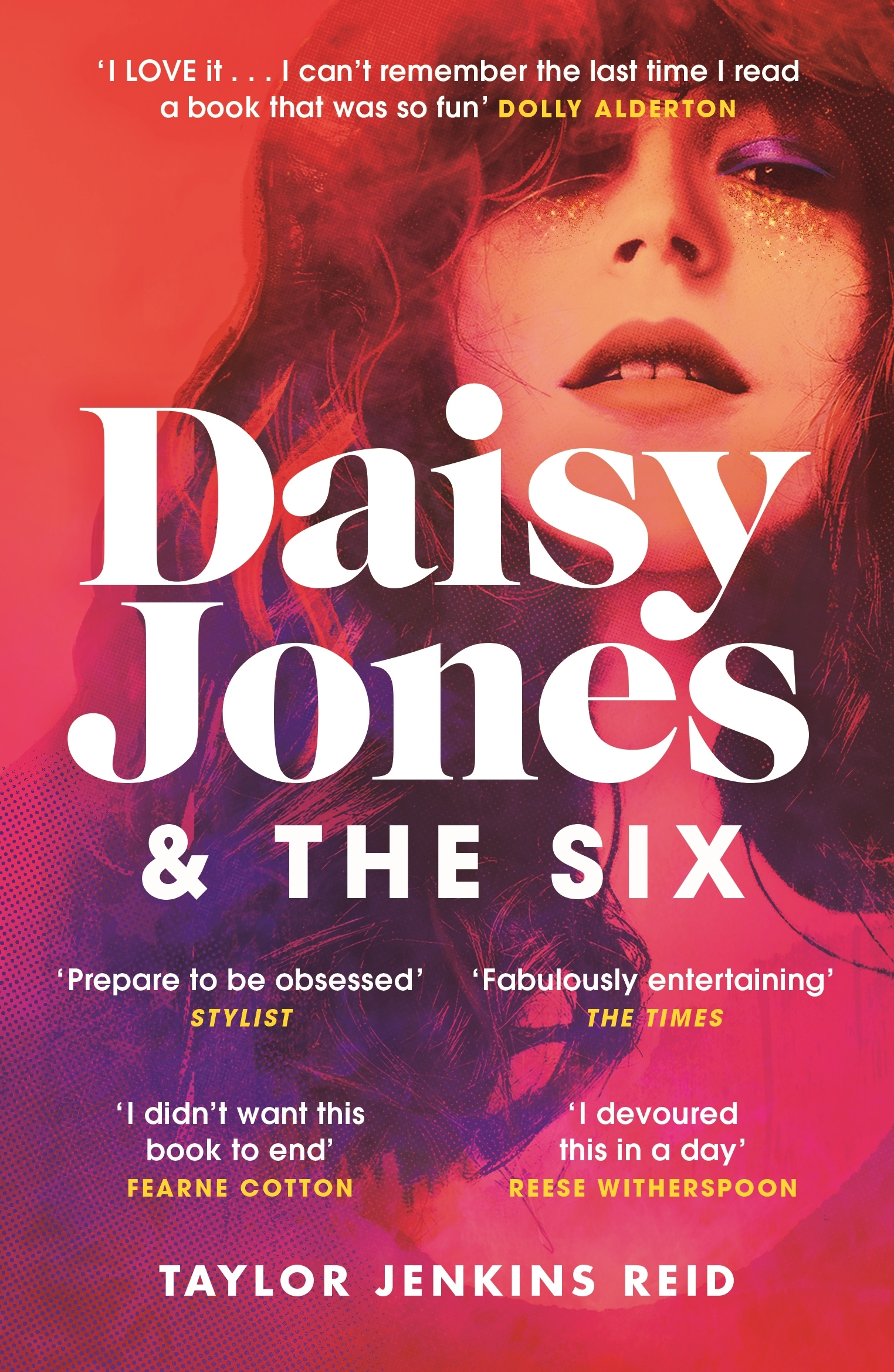 Daisy Jones and the Six by Taylor Jenkins Reid