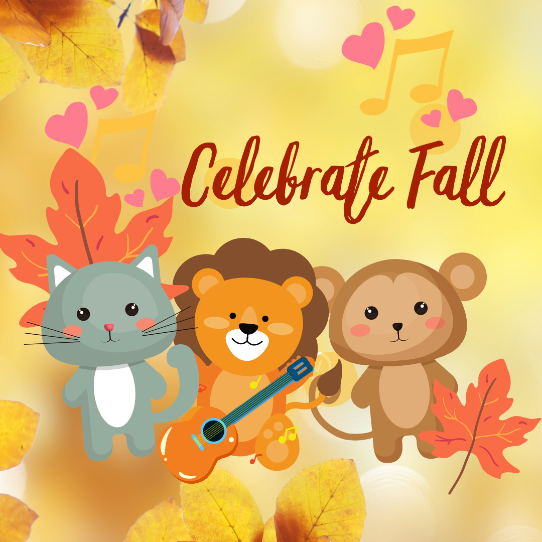 Celebrate Fall with Lisa Russo